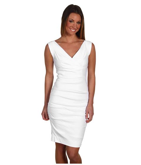 Sale alerts for Nicole Miller Andrea Stretch Linen Dress - Covvet