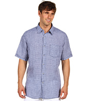 Bugatchi - Connor S/S Linen Collection Shirt