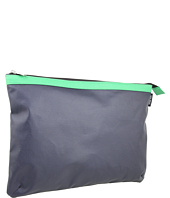 Jack Spade - Coated Canvas Large Pouch