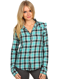 Roxy Rough Cut Twilight Plaid
