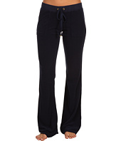 Juicy Couture - Micro Terry Bootcut Pant With Snap Pockets