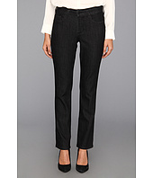 NYDJ - Sheri Skinny Denim in Black Enzyme Wash