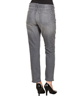NYDJ - Loretta Ankle Zipper Denim in Silver Rush Wash