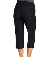 NYDJ - Cameron Crop Denim in Dark Enzyme Wash