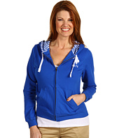 U.S. Polo Assn - Big Pony Striped Inner Hood Hoodie