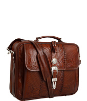 American West - Retro Romance Laptop Briefcase