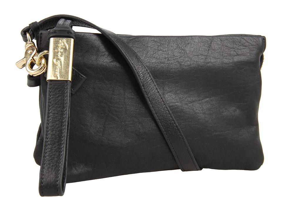 Foley & Corinna - Cache Crossbody (Black) Handbags