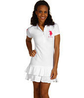 U.S. Polo Assn - Big Pony Ruffle Dress