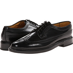buy Florsheim - Kenmoor - Long Wing (Heritage Calf Black) - Footwear  Online Shoe Shop
