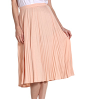 Tibi - Relaxed Jersey Pleated Skirt