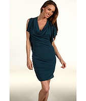 Halston Heritage - Slit Sleeve Dress