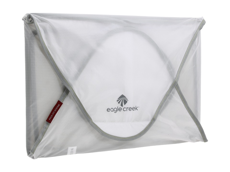 Eagle Creek - Pack-It Specter Garment Folder Medium (White) Wallet