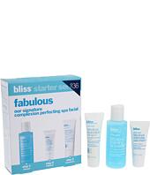 Bliss - Fabulous Treatment Kit