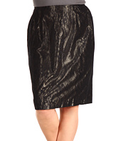 Jones New York - Plus Size Lace Slim Skirt