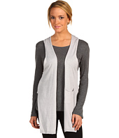 BCBGeneration - Mixed Gauge Racer Vest