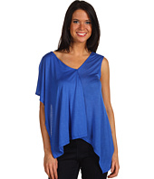 Joan Vass - Draped Shoulder Top