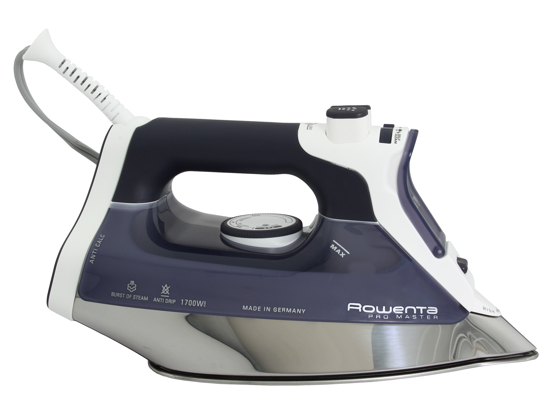Rowenta Rg Pressure Iron And Steamer Image 10 From The ...