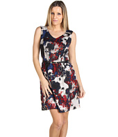 Kensie - Sleeveless Floral Dress