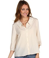 Kensie - L/S Button Blouse