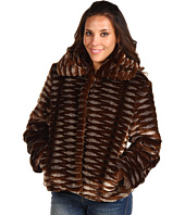 Jones New York - Faux-Fur Coat
