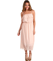 Kensie - Sleeveless Crepe Cutouts Dress