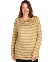 Jones New York - Plus Size Draped L/S Pullover