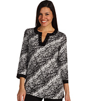 Jones New York - Split Neck Tunic