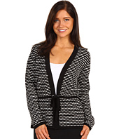 Jones New York - Petite Tie Front Cardigan