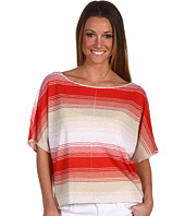 Michael Stars - Stripe Sheer Linen Dolman Sweater