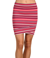 BCBGMAXAZRIA - Ivy Crisscross Power Skirt