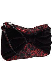 Betsey Johnson - Side To Side Bow Wristlet