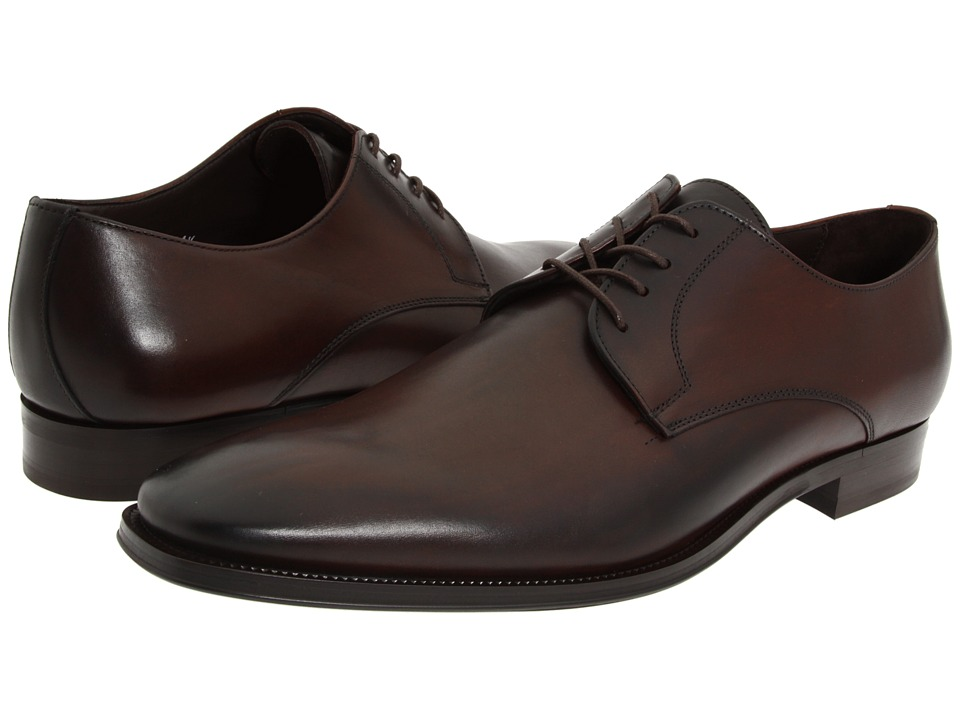 To Boot New York Felix (Brown Leather) Men's Shoes
