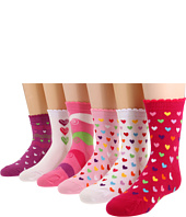 Jefferies Socks - Love Is In The Air Triple Treat & Lovely Hearts Triple Treat (Infant/Toddler/Youth)