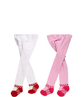 Jefferies Socks - Cotton Mary Jane Ruffle Bottom (Infant)