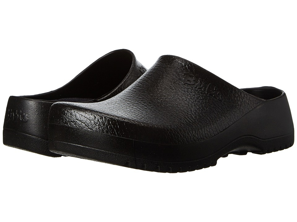 Birkenstock Super Birki by Birkenstock (Black) Clog Shoes, wide width womens shoes, wide fitting, comfort, footwear, shoes, WW