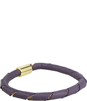 Linea Pelle - Leather Wrapped Bangle
