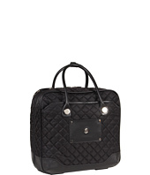 Knomo - Bayswater - Genova Wheeled Carry-On Tote