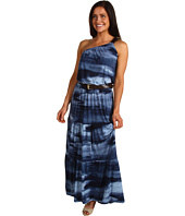 MICHAEL Michael Kors - Indonesian Wash Belted Maxi Dress