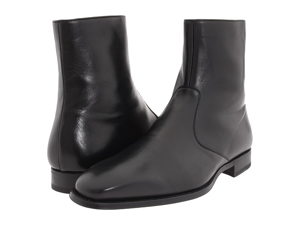 Magnanni Donosti (Black) Men's Dress Zip Boots