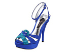 Nina - Samuel (Royal Blue/Turquoise) - Footwear