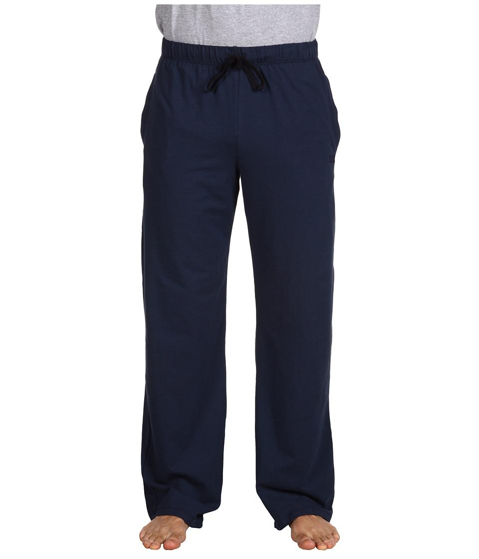 BOSS Hugo Boss Long Pant CW BM 1014 Open Blue Mens Pajama