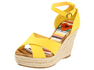 Rocket Dog - Clara (Yellow Canvas) - Footwear