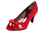 Bouquets - Alessa (Red Satin) - Footwear
