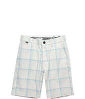Fox Kids - Essex Plaid Walkshort (Big Kids)