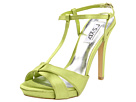 rsvp - Amber (Green Satin) - Footwear