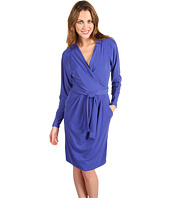 Tahari by ASL - Betsey Matte Jersey L/S Wrap Dress