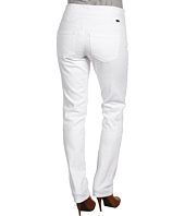Jag Jeans - Malia Pull-On Slim Leg White Denim