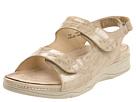 Drew - Dora (Bone Croc) - Footwear