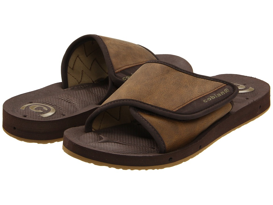 UPC 842814001329 product image for Cobian - GTS Draino (Chocolate) Men's Sandals | upcitemdb.com
