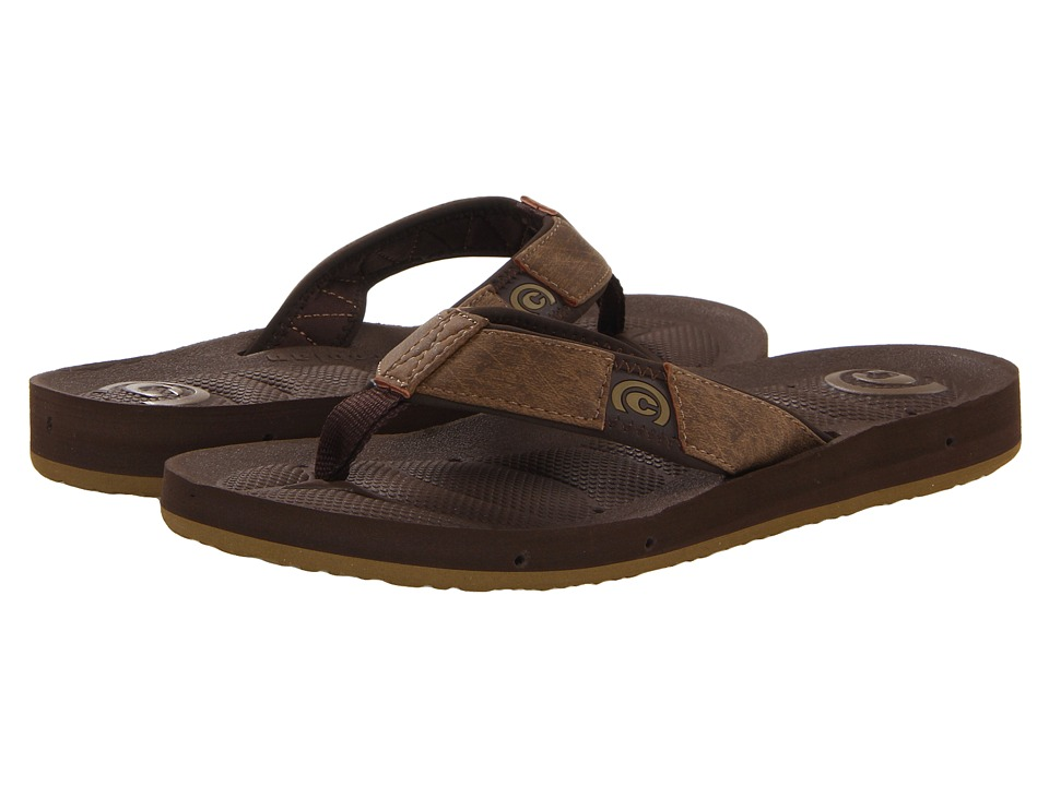 UPC 842814001411 product image for Cobian - Draino (Chocolate) Men's Sandals | upcitemdb.com